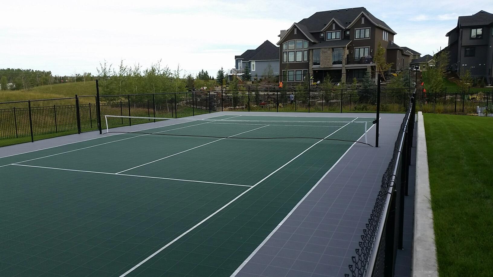 Sport Court Tennis Courts