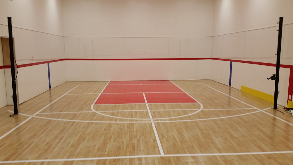Sport Court Calgary Garage Floors Basement Floors