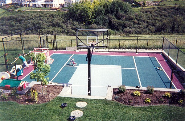 Paddle tennis court size related keywords paddle tennis for Sport court size