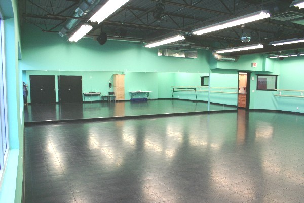 Sport court gym floors dance floors exercise floors faq 39 s for Studio floor