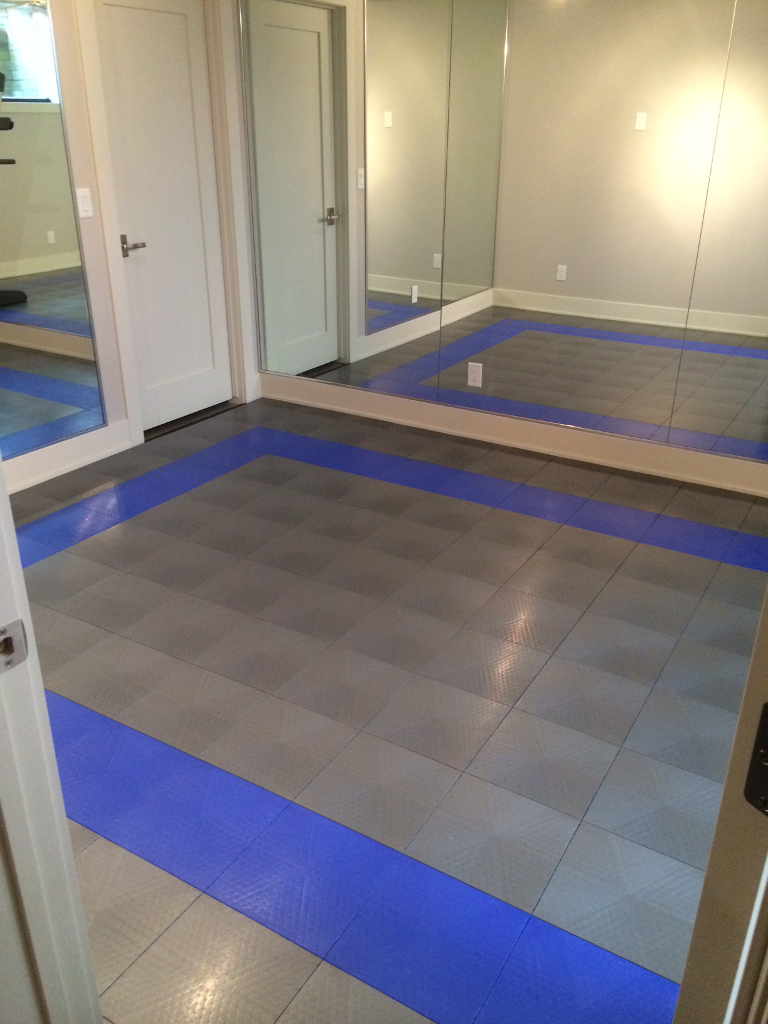 Sport court calgary garage floors basement