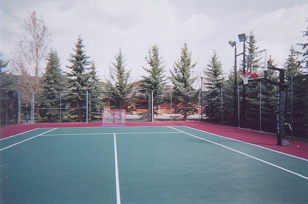 How much would it cost to make a indoor basketball court How much does a indoor basketball court cost